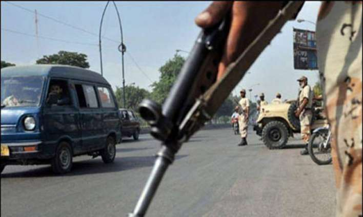 5 people killed, 2 injured in Karachi firing
