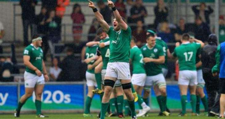 RugbyU: Time to write our own history says Ireland's Ryan
