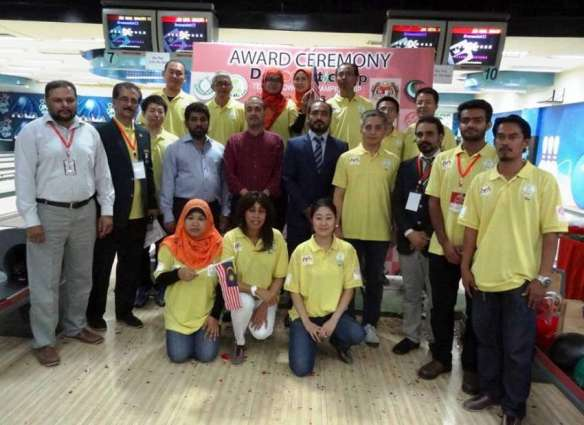 Malaysia wins men's, women's singles titles in Diplomatic