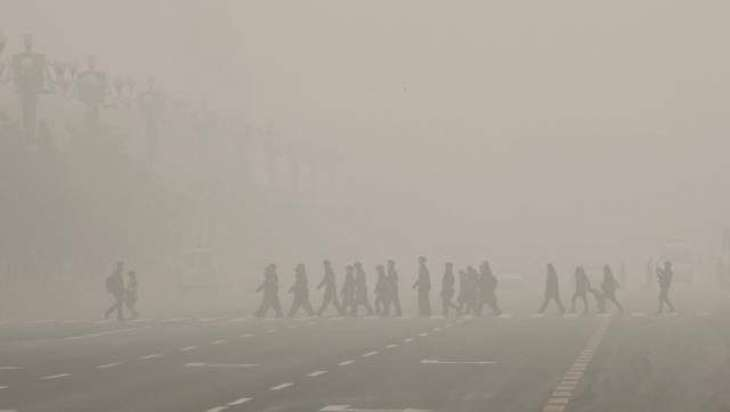 Schools to shut as Delhi chokes on pollution