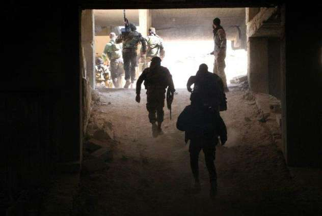 Russian-declared Aleppo ceasefire under way