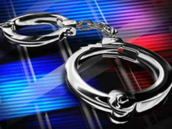 133 criminals arrested during last month