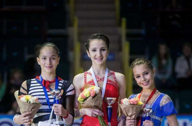 Figure Skating: Cup of Russia results