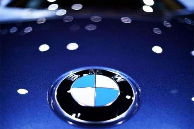 BMW drives third-quarter profit into record territory