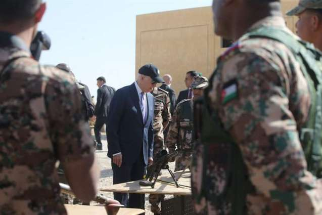 Only one US military death confirmed in Jordan shooting: US defense