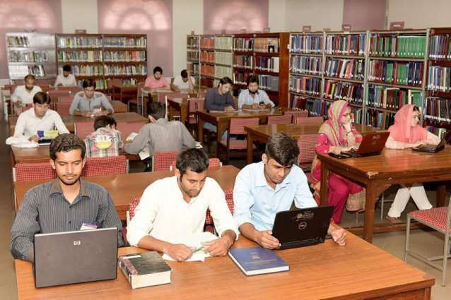 Orientation programme for newly-admitted students at UVAS