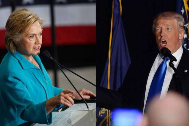 Clinton, Trump court undecided voters in race's last days