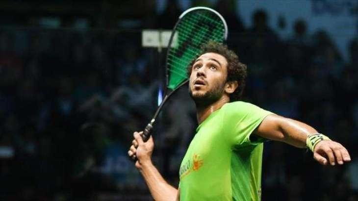 Squash: Gawad wins world title as hobbling Ashour quits