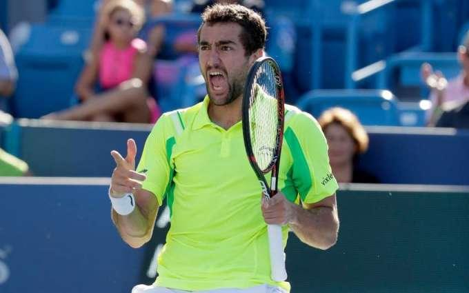 Tennis: Cilic stuns Djokovic to clear Murray top spot path