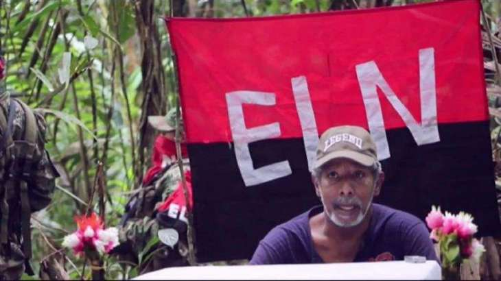 Colombia's ELN rebels hopes to free hostage next week