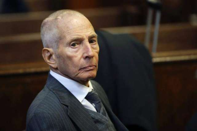 US tycoon accused of murder transferred to California
