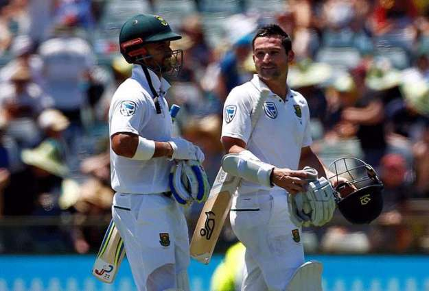 Cricket: South Africa 183-2 against Australia at lunch