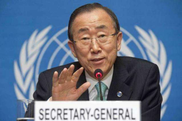 UN chief hails entry into force of Paris climate agreement as 'historic'