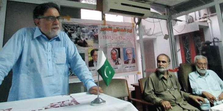 Shawl salutes indomitable will of IOK people