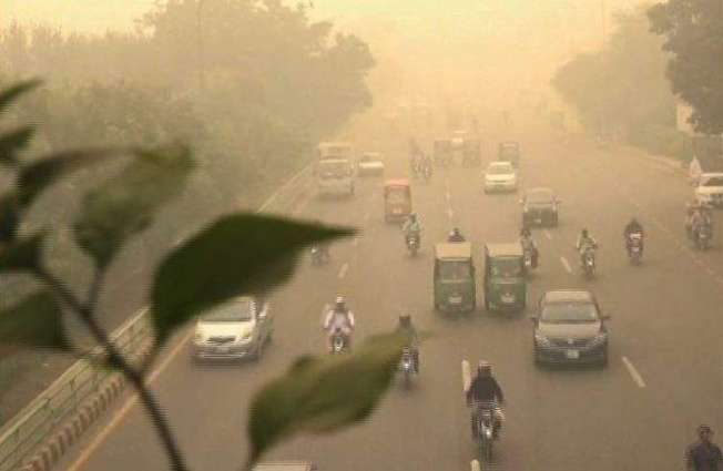 Smogy condition continue to disrupt life in Punjab