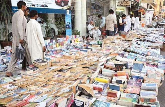 Two-day book bazaar concludes on Saturday