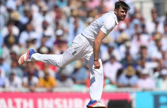 Cricket: England boost as Anderson set for India