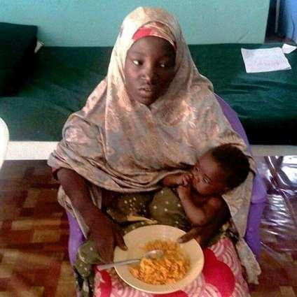 Nigeria rescues one Chibok schoolgirl near Cameroon border: army