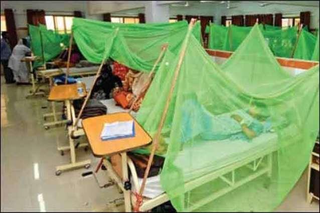 Six dengue patients confirmed in Swabi