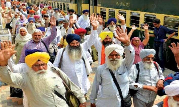 Sikh pilgrims to arrive in Hassanabdal on Nov 15