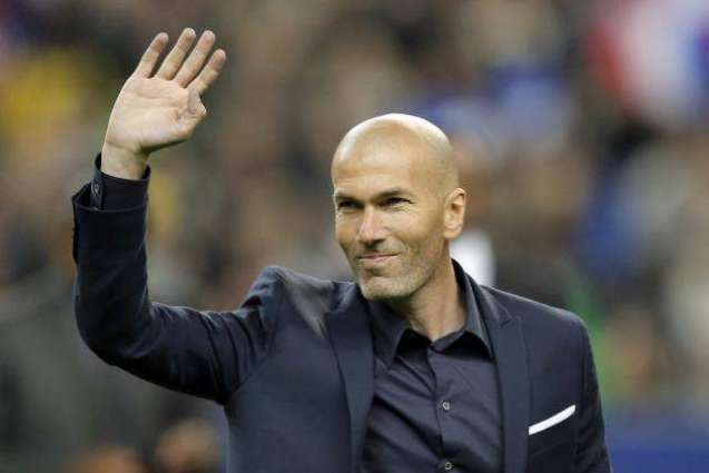 Football: Best squad in the world not enough for Zidane