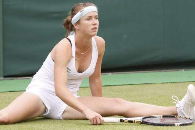 Tennis: WTA Elite Trophy results
