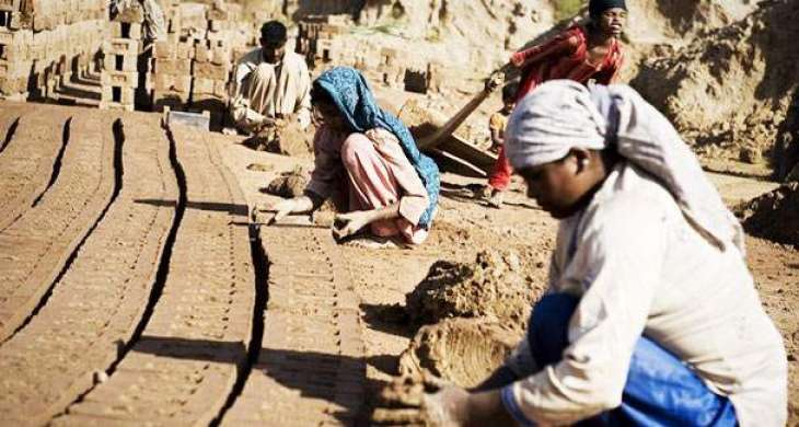 Efforts to remove bonded labour from brick kilns lauded