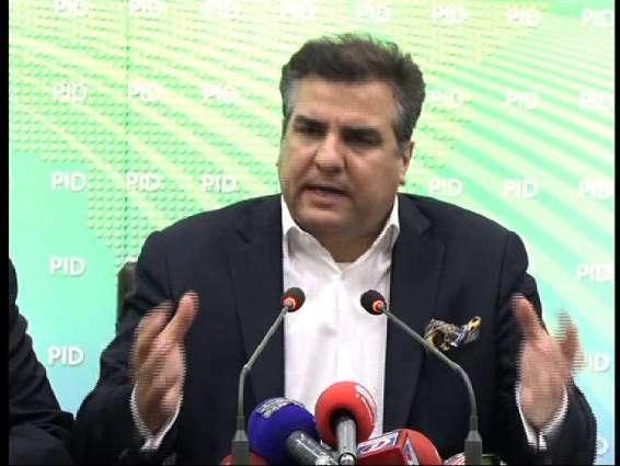 قيادي بارز لحزب الرابطة الإسلامية (جناح نواز): الحكومة لن تسمح لأي واحد لعرقلة السلام في البلاد