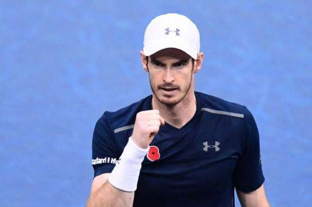 Tennis: Murray rises to number one after Raonic injury