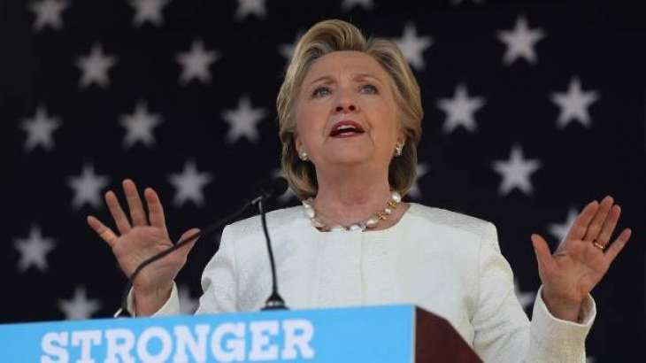 US stocks jump after FBI lifts cloud over Clinton