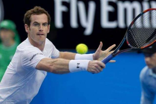 Tennis: No time to relax for king of the world Murray