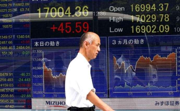 Tokyo stocks open higher after FBI decision