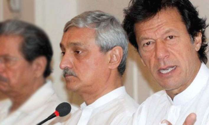 Supreme Court issues notices to Imran Khan and Jhangir Tareen