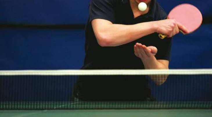 Table Tennis Cup from November 10