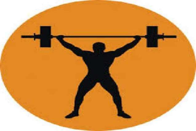 Five-member Pak contingent to participate in Weightlifting C'ship