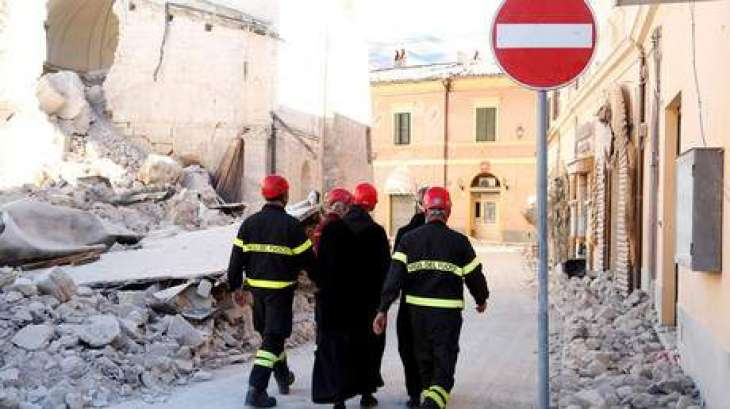 Two dead as tornado strikes quake-hit Italy