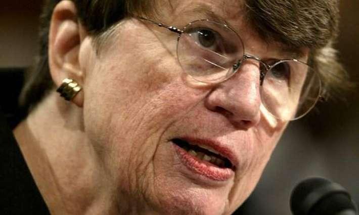 Ex-US attorney general Janet Reno dies