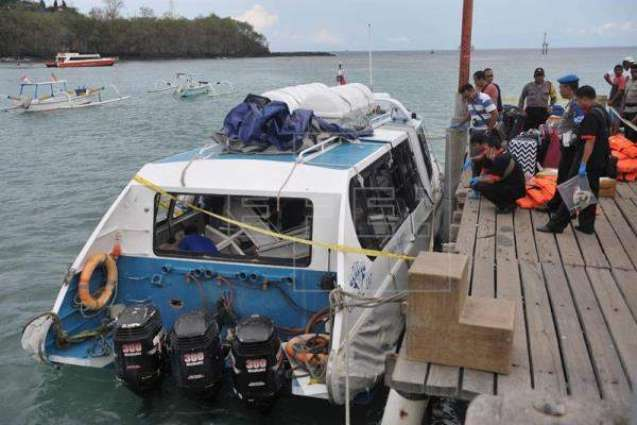 Japanese tourist, Indonesians die in latest Bali boat accident