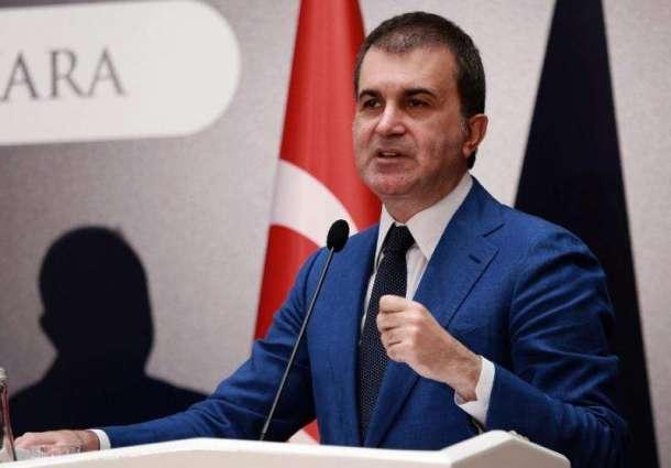 Turkey blasts EU over crackdown criticism