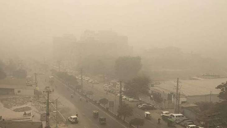 Smoggy conditions likely to persist