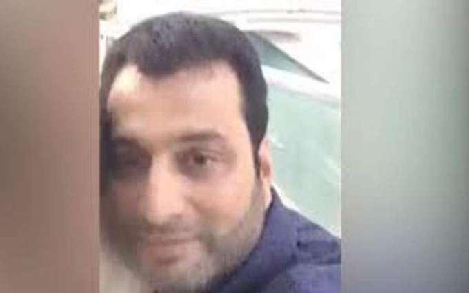 Accused Hashim sent on judicial remand in Fahad Malik murder case