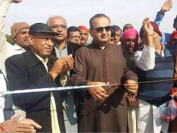 Dr Ramesh celebrates Diwali with Baloch Hindu children