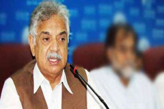Repatriation of FATA displaced people in final stages: KP Governor