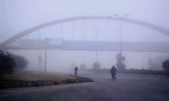 Smog cleared in Potohar region: Met officials