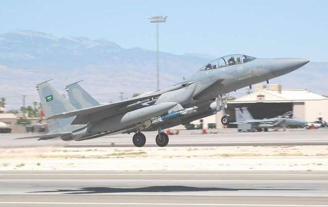 Commander Royal Saudi Air Force reviews graduation parade at Risalpur