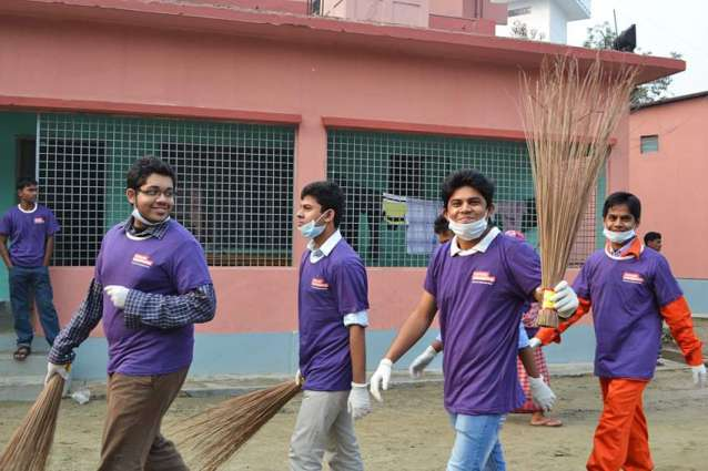 Cleanliness campaign launched in Mirpur