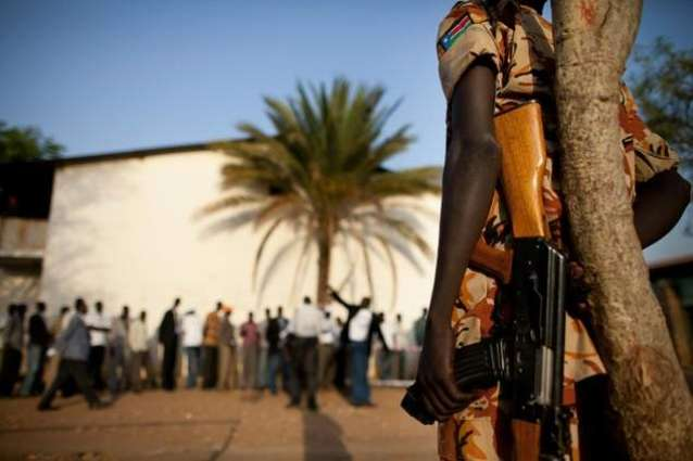 At least 13 football fans killed in S.Sudan bar shooting
