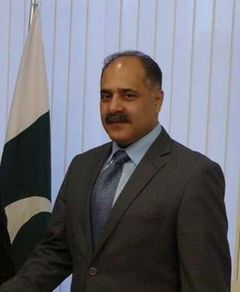 Pak envoy calls for UN intervention on Kashmir
