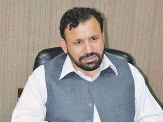 Muzaffar Said condoles with Ataul Haq