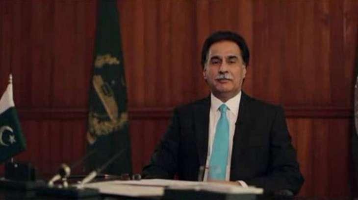 رئيس البرلمان الوطني الباكستاني يصل إلى مملكة البحرين في زيارة رسمية تستغرق ثلاثة أيام